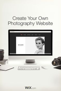 Want thousands of people to see your images? Choose a photography web template you like & easily create your own unique photography website.  No coding or design experience necessary - just drag, drop and brag!
