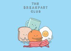 THE BREAKFAST CLUB T-Shirt - The Shirt List