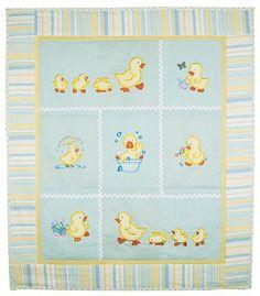 Baby Ducks Machine Embroidery
