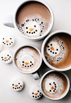 DIY Hot Cocoa in a Jar + Handmade Holiday Gift Ideas