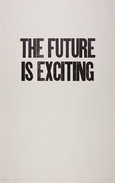 (via Inspiration / The Future Is Exciting)