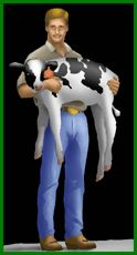 4-H Virtual Farm. This would be great for k-1 graders. They can take a tour and do some jobs around the farm.