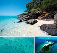 #AirlieBeach #Whitsundays - Sun and sand at Airlie Beach in the Whitsundays, Australia.