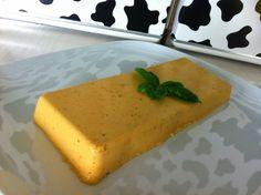 Sformato di lupini (o formaggio vegan di lupini)  ---  [Mia sorella è VEG...(ma io no...)]