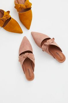 bow flats #styleblogger #shoes
