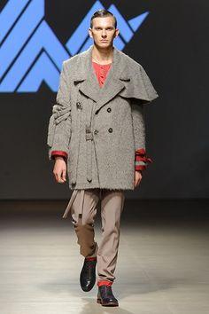Male Fashion Trends: Niki's Spring-Summer 2017 - Ukraine Fashion Week
