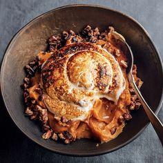 Sweet Potato Puree with Marshmallow and Pecans | Williams-Sonoma