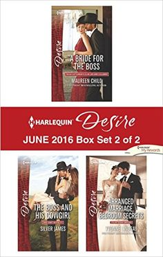 Buy Harlequin Desire June 2016 - Box Set 2 of An Anthology by Maureen Child, Silver James, Yvonne Lindsay and Read this Book on Kobo's Free Apps. Discover Kobo's Vast Collection of Ebooks and Audiobooks Today - Over 4 Million Titles! Scandal, Love Story, This Book, June, Marriage, Romance, Bride, Box, Child