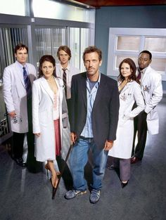 dr+house | Dr. House existe!