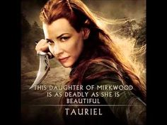 tauriel theme song. The hobbit the desolation of smaug, by howard shore. - YouTube