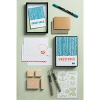 Stampin' Up! Undefined Stamp Carving Kit~ carve your own stamps! www.ddstamps.com