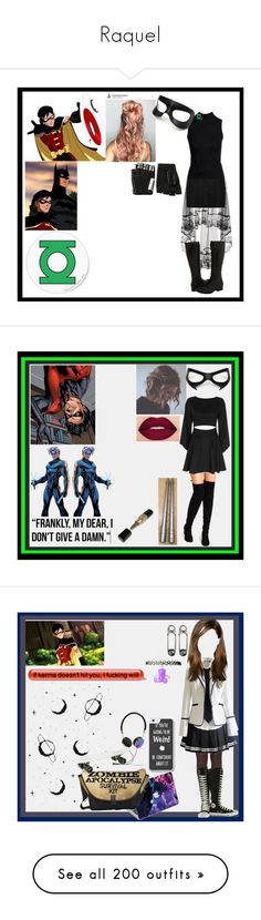"""""""Raquel"""" by thin-mint on Polyvore featuring Boohoo, Frye, Majesty Black, Masquerade, Exclusive for Intermix, Smashbox, Pretty Polly, Cartoon Network, Frends and Converse"""