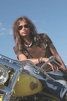 Steven Tyler 002 by iwblogger, via Flickr
