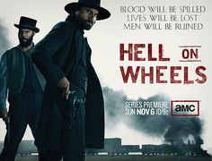 "The Civil War is in the past, but former Confederate soldier Cullen Bohannon can't put it behind him. Fresh are the horrific memories of the death of his wife, killed at the hands of the Union soldiers, an act that sets Bohannon on a course of revenge. This contemporary Western tells the story of his journey, a story that rides on Union Pacific's construction of the first transcontinental railroad. Bohannon's westward travels take him to a lawless melting pot of a town called ""Hell on…"