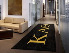Buy a licensed Kappa Alpha Theta Sorority Logo Rug . Show your Theta pride. Rug Rats is a trusted name in custom rugs. Free Samples. Free Shipping.