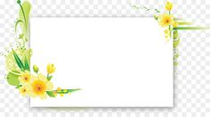 Frame Floral, Flower Frame Png, Flower Picture Frames, Flower Photos, Battery Operated Lanterns, Birthday Text, Photo Frame Design, Text Frame, Beauty Room