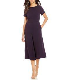 a2d841c5ba2 Shop for French Connection Esther Crepe Culotte Jumpsuit at Dillards.com.  Visit Dillards.