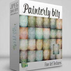 Fine Art Textures | 2 Lil Owls Studio