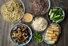 otsu noodles recipe | use real butter  sounds delish when eggplant comes around this summer