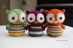 How adorable are these baby owls. If you love to crochet, you will love this project! Be sure to check out the gorgeous ones we've added below. These are very cute and they make sweet …