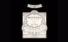 Wayward Wild Ales on Packaging of the World - Creative Package Design Gallery