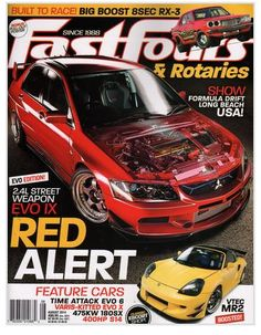 Fast Fours Magazine Subscription