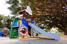 Commercial Playground Design | Barney Point - Gladstone | Urban Play