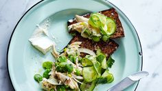 We'd serve this dressed-down chicken salad for brunch, pack it for lunch, or make it as a light dinner on a hot summer night.