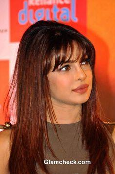Priyanka Chopra Hairstyle