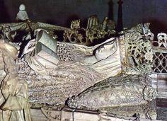 Sepulcro de Juan II e Isabel de Portugal. Gil Silóe