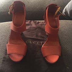 Added photo at Gucci shoes list Added photo Gucci Shoes Heels