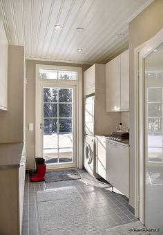 Kodinhoitohuone ©Kannustalo, kuvaaja Eveliina Mustonen