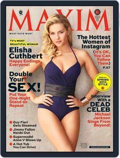Elisha Cuthbert, Canadian Actresses, Female Actresses, Blond, Maxim Cover, Pin Up, Joanna Krupa, Celebrity Bikini, Girl Next Door