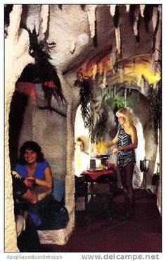 the caves restaurant fort lauderdale is now gone, but was a fun place