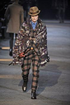 Alexander McQueen - Ready-to-Wear - Runway Collection - Men Fall / Winter 2009