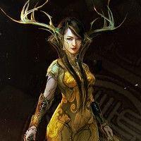 ArtStation - Shadow Warrior 2: Ameonna, Magdalena Radziej