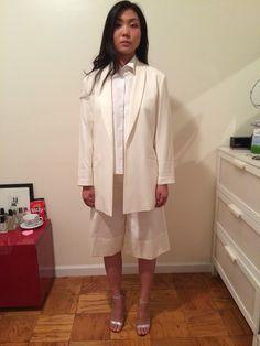 #옷스타그램#데일리룩 #아웃핏 #style #도매 #fashion #nyc #newyorkfashion #clothing #clothingwholesale #wholesaler #nymarket #ootd #culotte #widelegpant #offwhite #navermarket