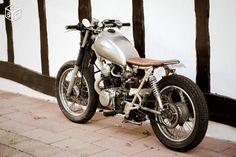 Yamaha Sr 125 Bratstyle