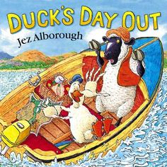 JezAlborough.com - Duck's Home Page S Pic, Days Out, My Books