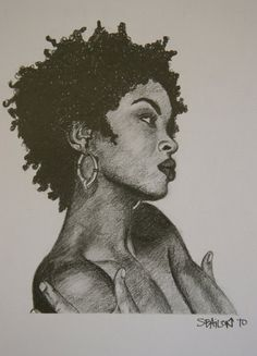 Lauryn Hill by sbknows on DeviantArt