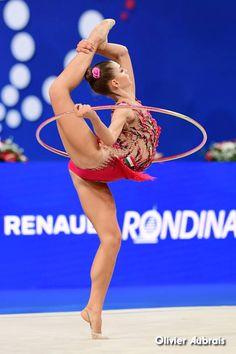 <<Alexandra Kiss (Hungary) # World Championships 2017, Pedaro, Italy>>
