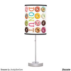 Donuts Desk Lamps - Aug 11