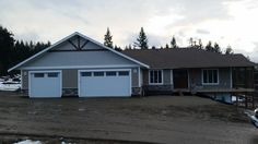First #Home being #built on Green Emerald Estates (Lot 15) #GreenEmeralEstates  #GreenEmeraldInc  #SalmonArmViewLots  #BCBuildingLots  #LotsForSale  #BuildingLotsForSale #ViewLots  #DreamHome #CustomHomes #SalmonArm #Shuswap  www.greenemeraldinc.com Lots For Sale, Emerald Green, Dream Homes, Custom Homes, Salmon, Shed, Arm, Outdoor Structures, Building