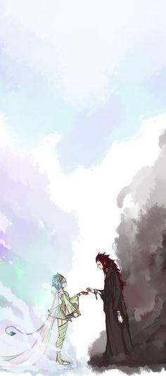 Fairy AU by black2sun2.deviantart.com on @deviantART