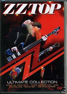 Zz Top Legs | ZZ TOP, Ultimate Collection (DVD IMPORT ZONE 2) : JCRMusicNews, achat ...