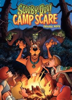 Scooby-Doo: Camp Scare (DVD, for sale online Scooby Doo Film, Scooby Doo Mystery, Hanna Barbera, Shaggy Y Scooby, Richard Gere, Animated Cartoon Movies, Frank Welker, Daphne And Velma, Dvd Film