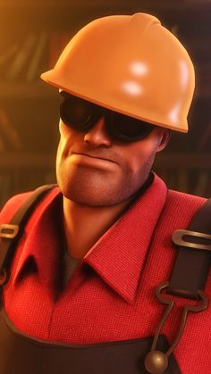 engineer pictures and jokes / funny pictures & best jokes: comics, images, video, humor, gif animation - i lol'd Team Fortress 2 Engineer, Team Fortress 2 Medic, Tf2 Memes, Team Fortess 2, Nostalgia, Star Character, Good Smile, Civil Engineering, Civilization