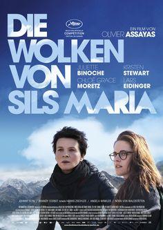 DIE WOLKEN VON SILS MARIA - ab dem 18.12.2014 im Kino