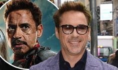 Iron Man actor Robert Downey Jr is highest-paid actor with $80m payday