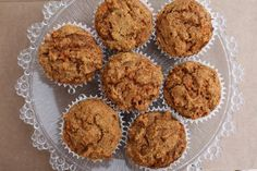 Pumpkin-Carrot Muffins 1 cup whole wheat flour 1 tsp pumpkin pie spice 1 tsp baking soda tsp baking powder 1 egg 1 cup pureed pumpkin (canned, or homemade) cup honey (I used cup) cup oil* 1 cup shredded carrots Applesauce Muffins, Pumpkin Spice Muffins, Mini Muffins, Healthy Carrot Muffins, Healthy Pumpkin, Baby Food Recipes, Snack Recipes, Toddler Recipes, Healthy Recipes